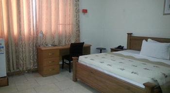 Foto van Forest Gate Hotel in Accra