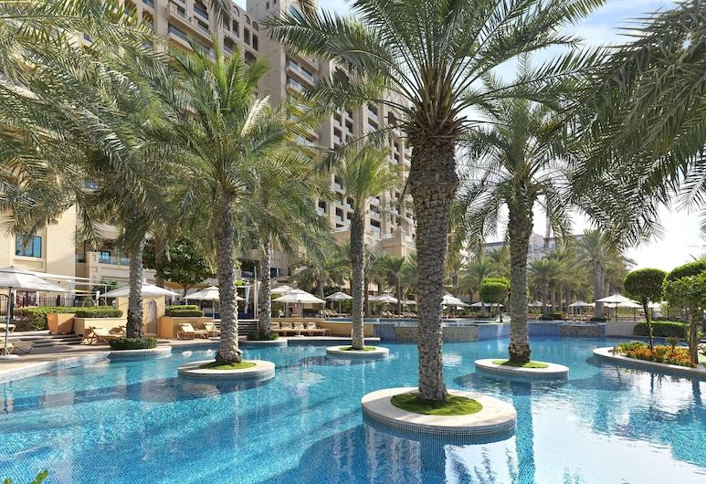 Fairmont The Palm, Dubai, Piscina all'aperto