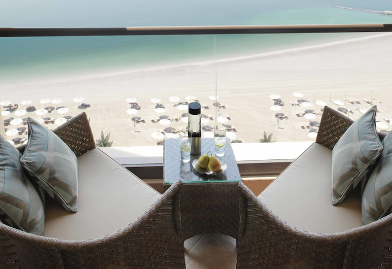 Fairmont The Palm, Dubai, Family Apartment, 2 Bedrooms, Kitchen, Sea View, Guest Room View