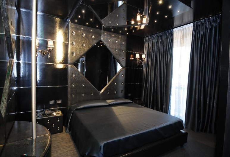 Albergo Fornaci, Trescore Balneario, Guest Room