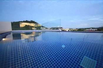 A(z) The Palms Residence hotel fényképe itt: Wichit