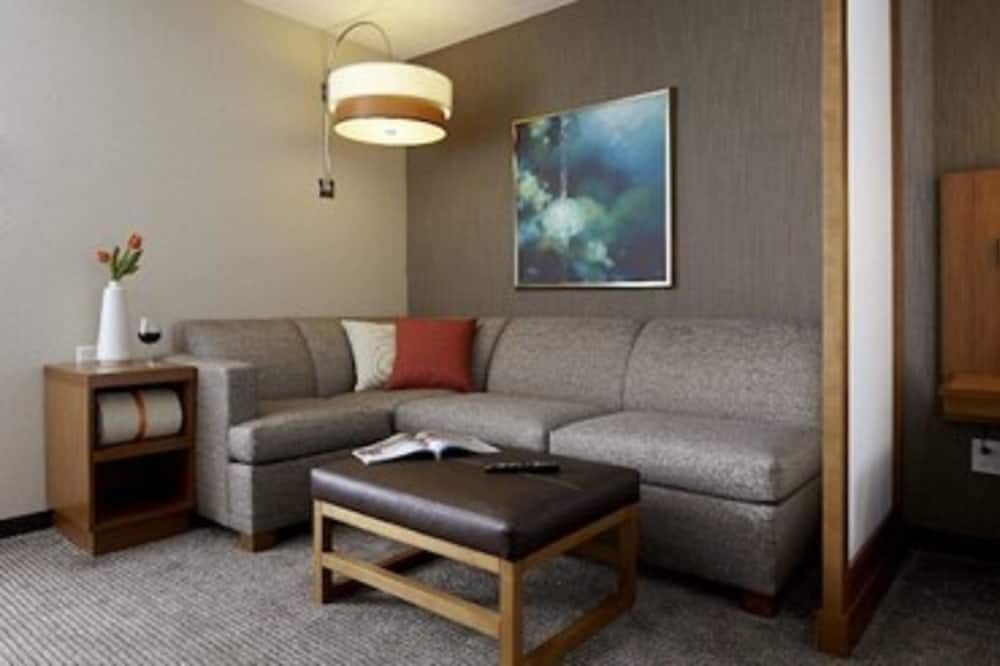 Habitación estándar, 2 camas Queen size - Sala de estar