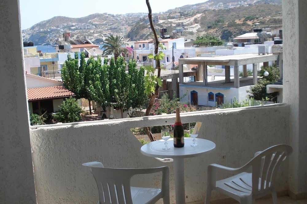 Lägenhet Standard - 2 sovrum - terrass - Balkong