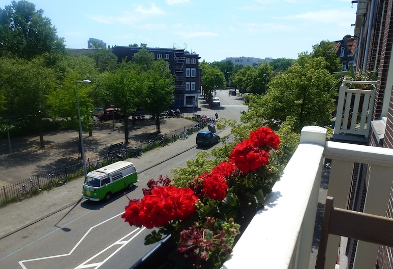 伊希斯酒店, 阿姆斯特丹, 露台