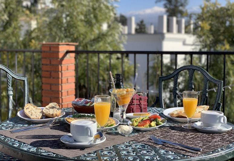 Hotelito Boutique Suecia, Granada, Terraza o patio
