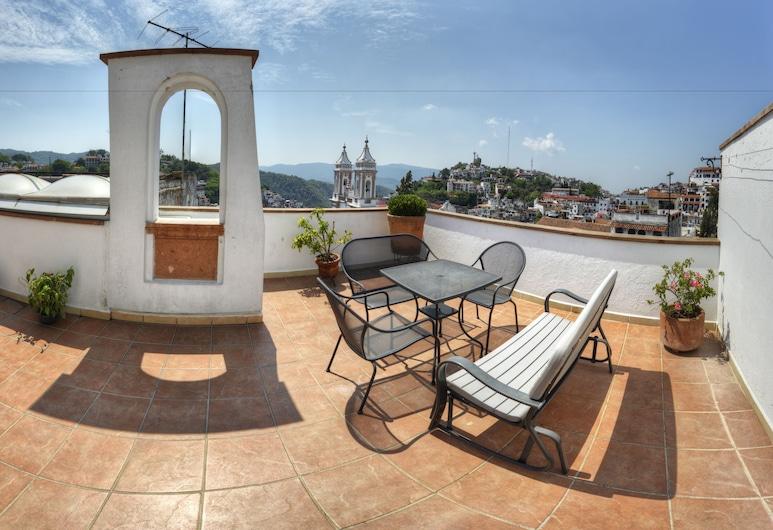 La Casa del Laurel, Taxco, View from Hotel