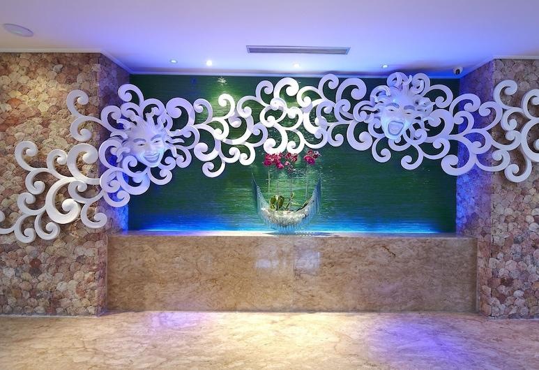 Kuta Angel Luxurious Living Hotel, Kuta, Lobby