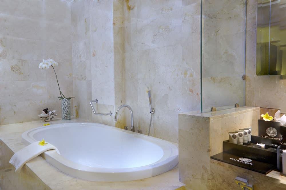 Полулюкс (Diamond) - Ванная комната
