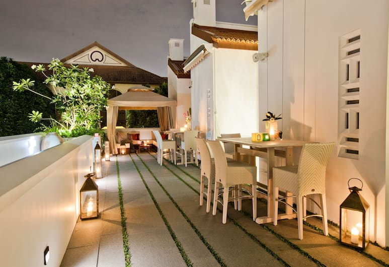 The Sultan, Singapore, Courtyard