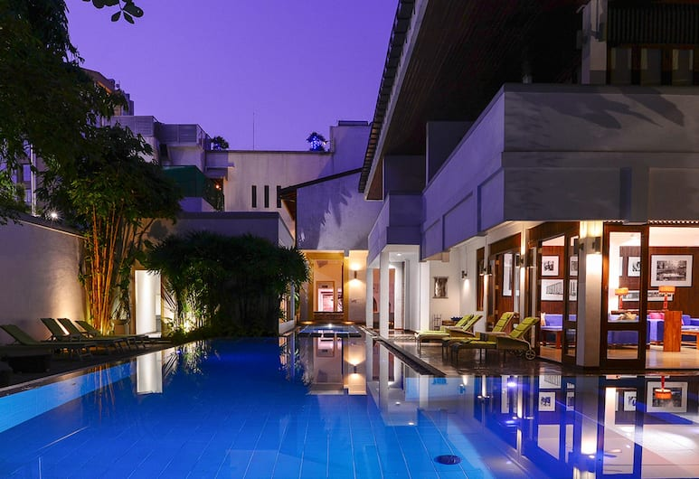 Colombo Court Hotel & Spa, Colombo, Havuz