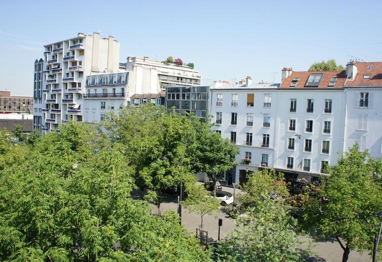 Hotel Edgar Quinet, Paris, Standard-Doppelzimmer, Zimmer