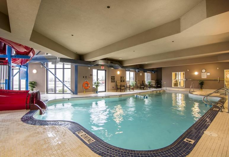 Comfort Suites Saskatoon, Saskatoon, Piscina