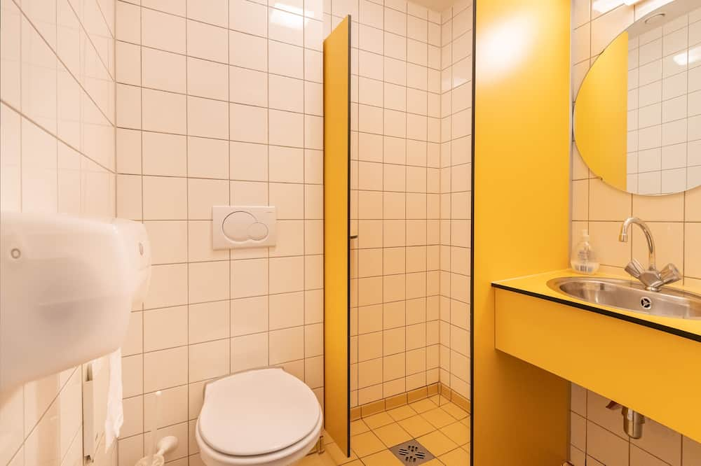 Стандартный номер, отдельная ванная комната (Bunk beds, 6 persons) - Ванная комната