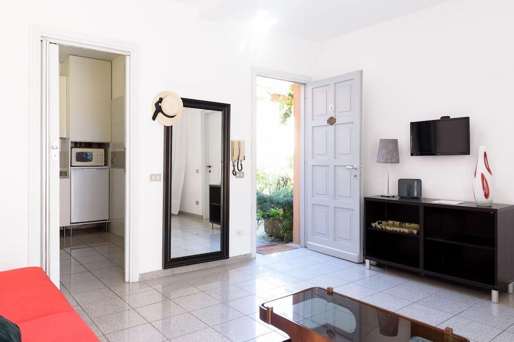 Apartament typu Superior, 1 sypialnia, kuchnia - Powierzchnia mieszkalna