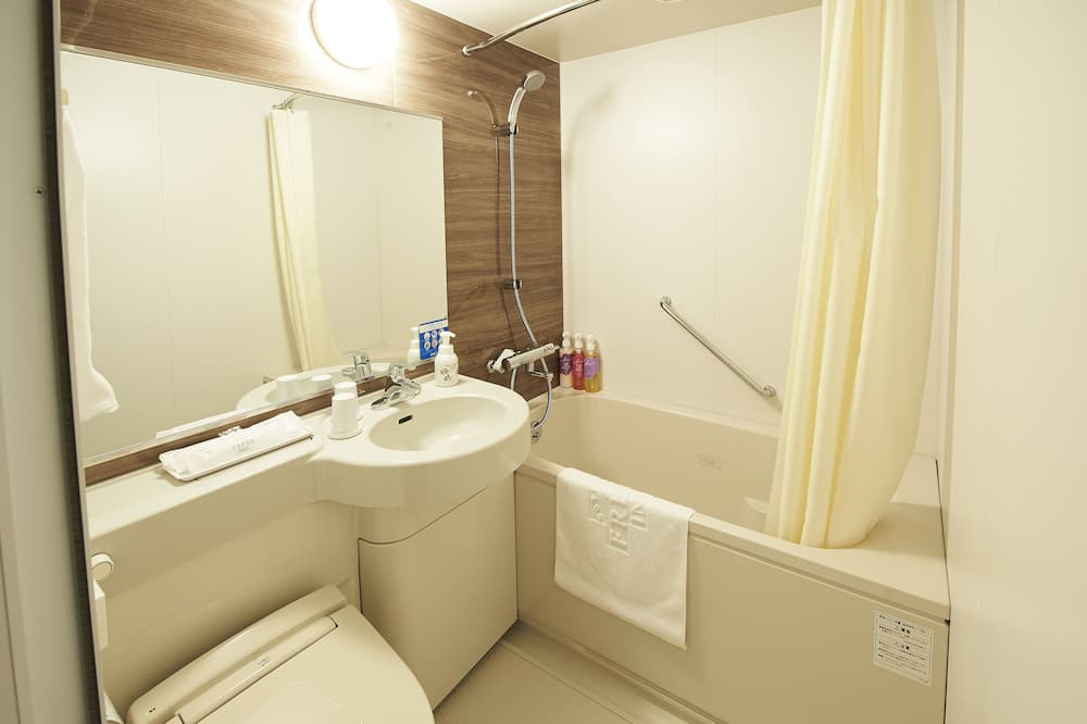 Single Room (ANNEX) Non-Smoking (Cashless payment only from 2021.1.27 onward) - Bathroom
