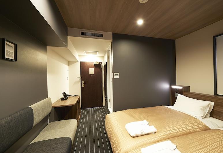 橫濱弗萊莎日本橋茅場町旅館, 東京, 雙床房, 非吸煙房, 客房