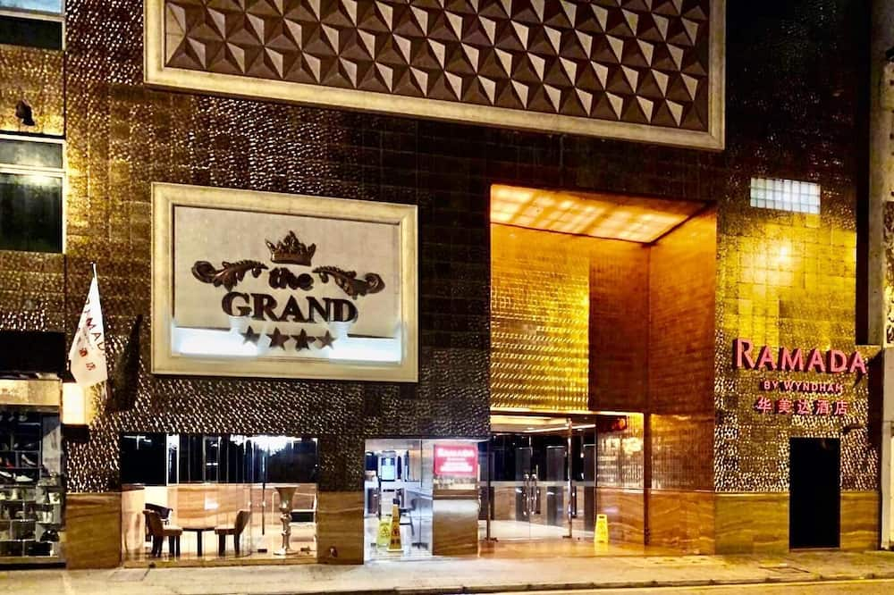 Ramada Hong Kong Grand Tsim Sha Tsui (Former Best Western Grand Hotel)