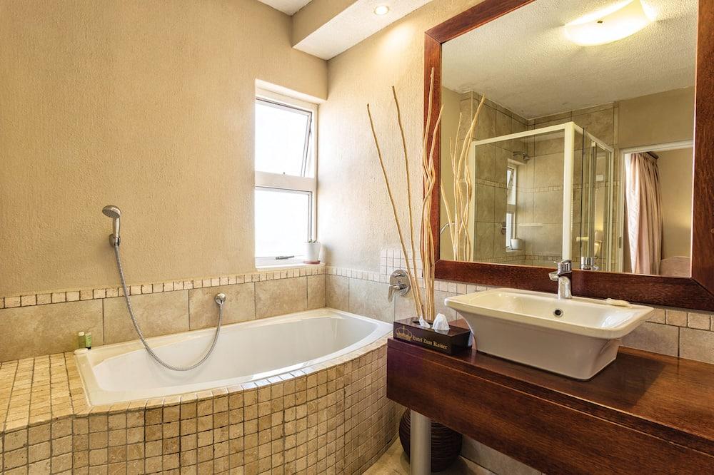 Dvojlôžková izba (Single Use) - Kúpeľňa