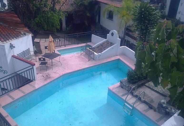Hotel Real de San Diego, Taxco, Outdoor Pool