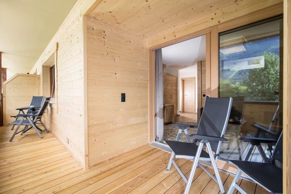 Süit, 2 Yatak Odası, Balkon, Dağ Manzaralı - Balkon