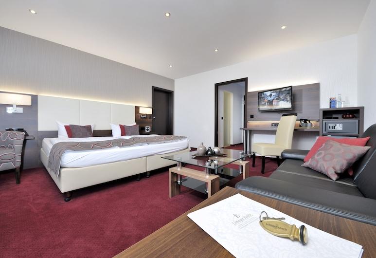 Lobinger Hotel - Weisses Ross, Langenau, Premium Suite, Guest Room