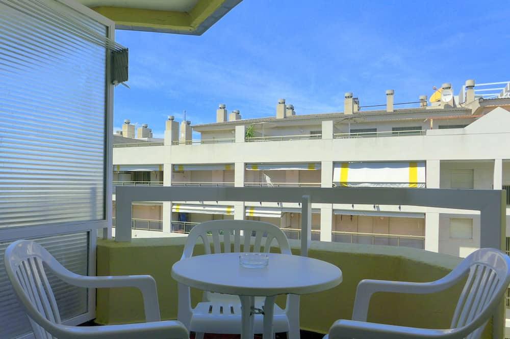 Стандартная студия - Балкон