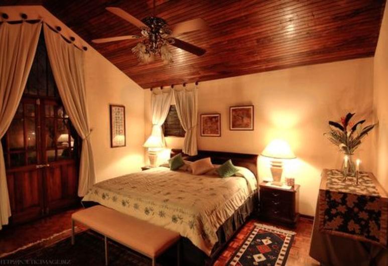 The Cariari Bed and Breakfast, Siudad Karjaris, Numeris, atskiras vonios kambarys (Royal King Suite), Svečių kambarys