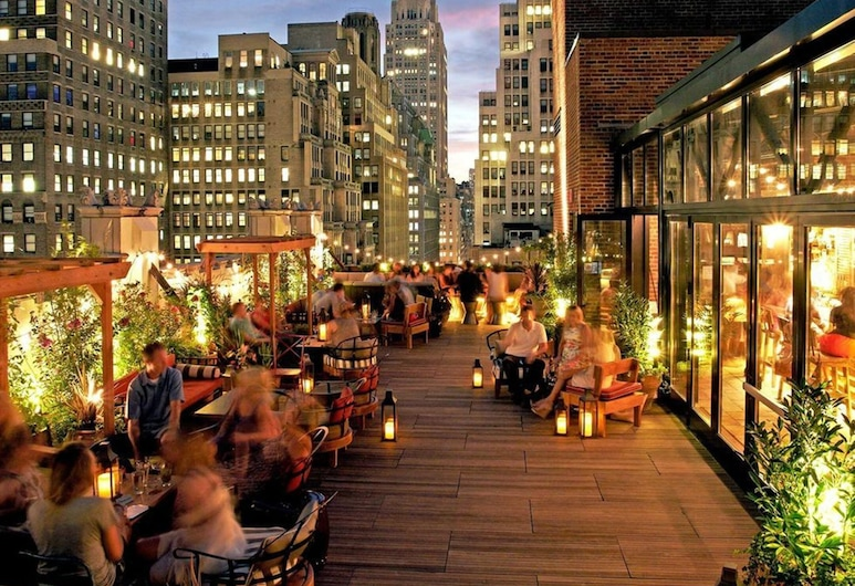 Refinery Hotel, New York, Terrace/Patio