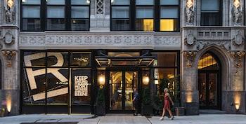 New York bölgesindeki Refinery Hotel resmi