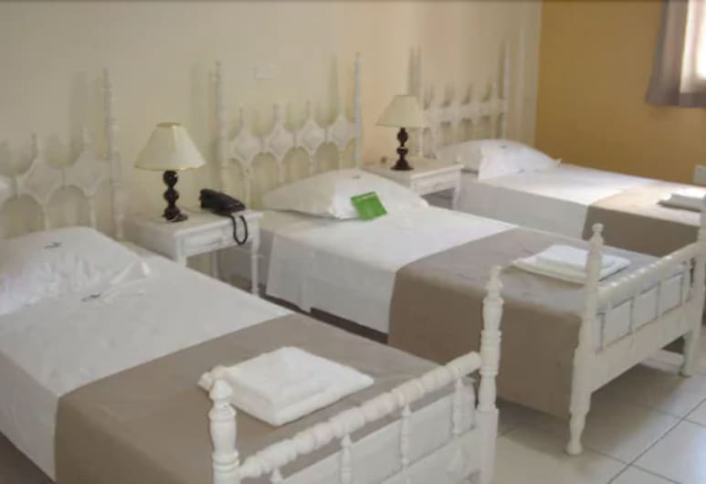 Hotel Uirapuru, Araraquara, Superior Economico, Bilik Tamu