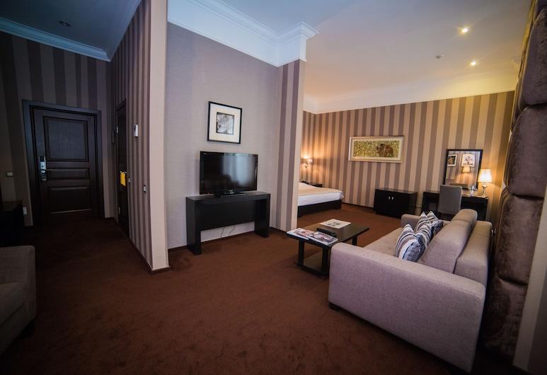 Jelsomino Boutique Hotel, Nur-Sultan, Suite – junior, Gjesterom