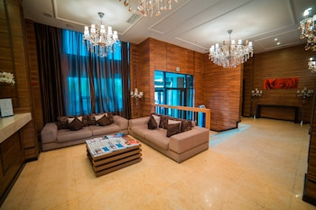 Enter your dates to get the Nur-Sultan hotel deal
