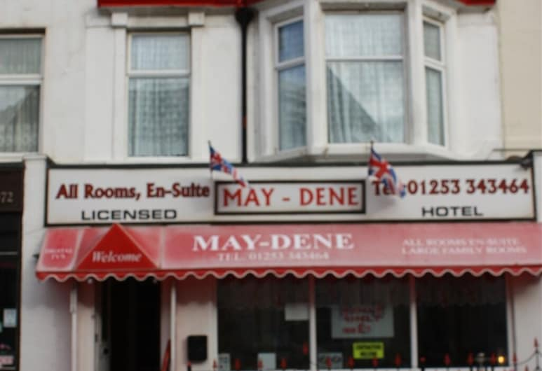 The May-dene Hotel, Blackpool