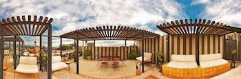 Bild vom Flor de Mayo Hotel & Restaurant in Cuernavaca