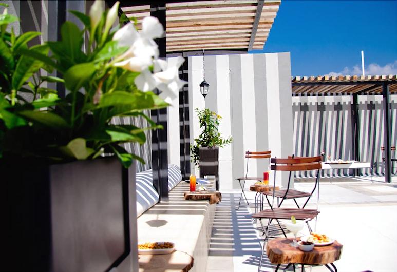 Flor de Mayo Hotel & Restaurant, Cuernavaca, Outdoor Dining