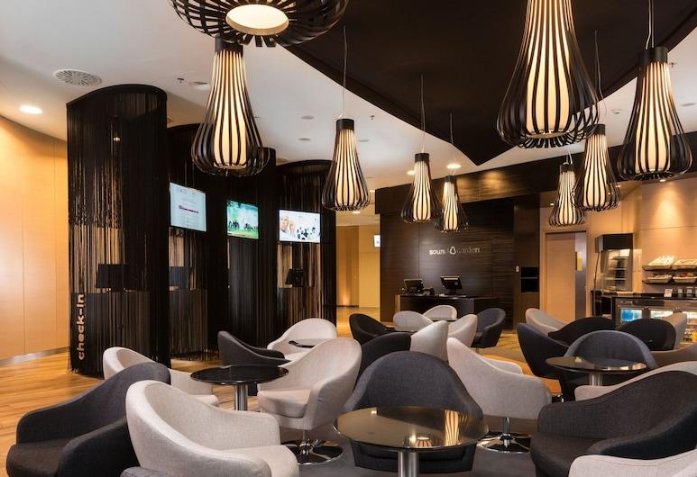 Sound Garden Hotel Airport, Warszawa, Bar hotelowy