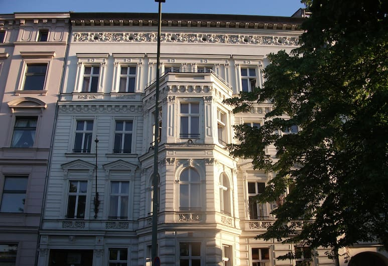 Grand Hostel Berlin Classic, Berlin, Hotelfassade