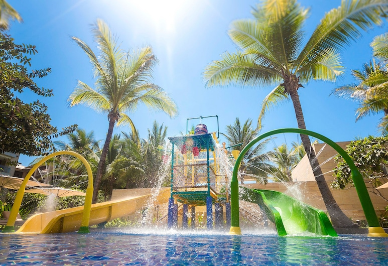 Mulia Resort, Nusa Dua, Kinderpool