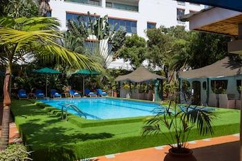 奈洛比舒適花園旅館的相片