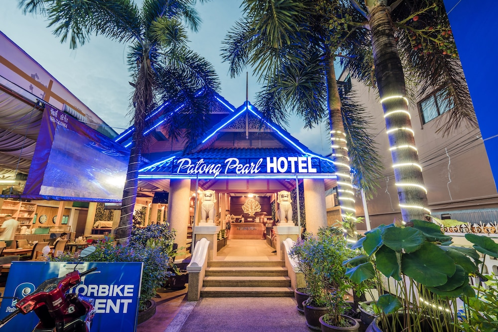Patong Pearl Hotel, Patong