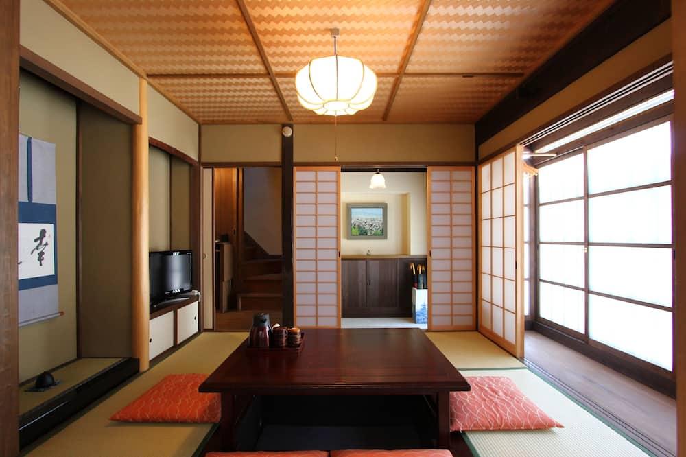 Zimmer (Holiday Rentals) - Wohnzimmer