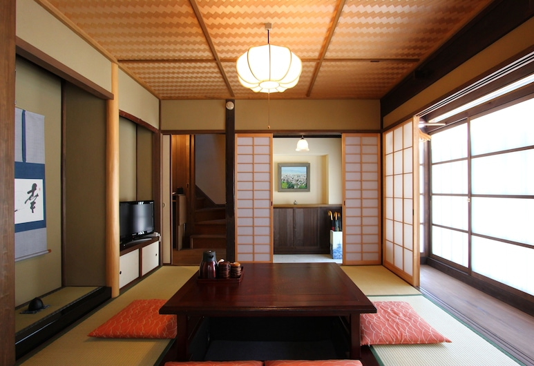 吉昂考元飯店, Kyoto, 客房 (Holiday Rentals), 客廳