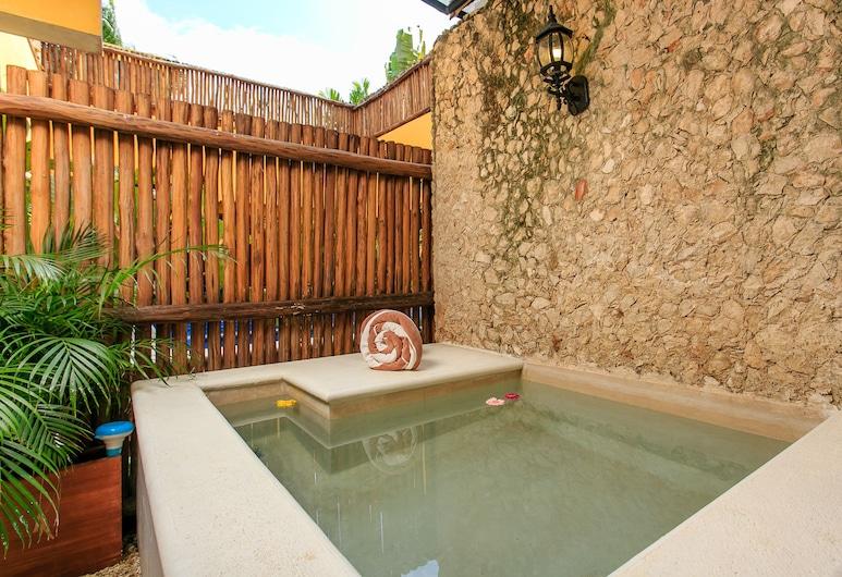 Art 57 Hotel Boutique - Adults Only, Mérida, Junior-Suite, eigener Pool, Privatpool