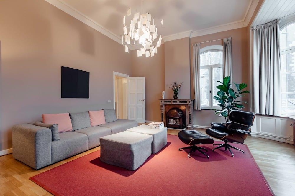 Superior-lejlighed - Stue