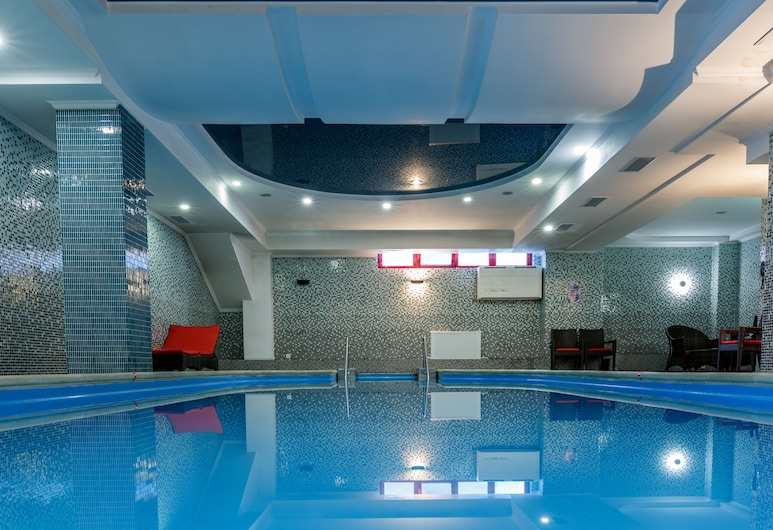 Smart Hotel Bishkek, Biškek, Sisebassein