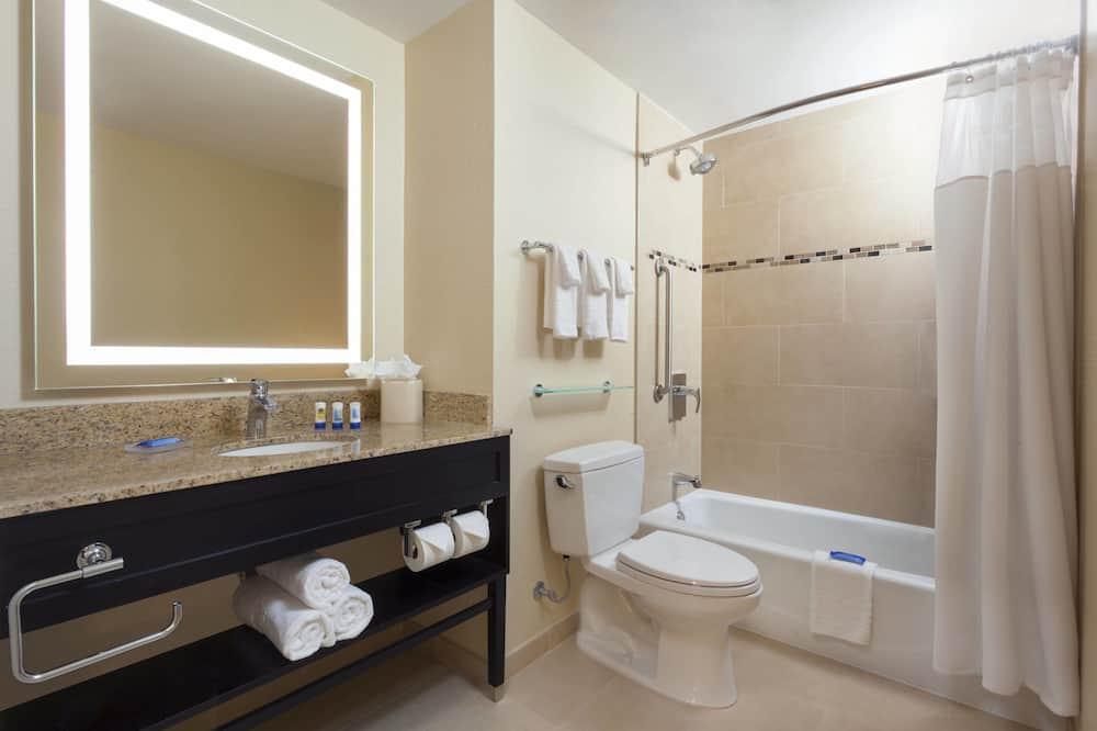 ห้องสวีท, เตียงคิงไซส์ 1 เตียง, ปลอดบุหรี่ - ห้องน้ำ