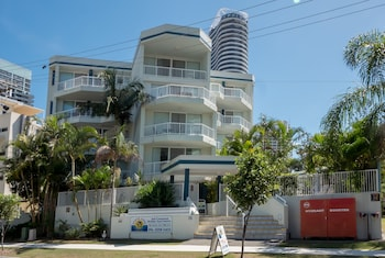 Broadbeach — zdjęcie hotelu Santa Anne By The Sea