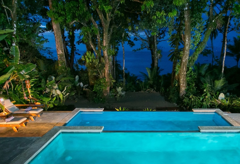 Copa De Arbol Beach & Rainforest Resort, Drake Bay, Piscina Exterior