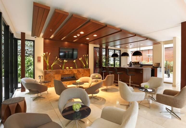 Mercure Bogotá Calle 100 (Ex Atton), Bogotá, Hotellin baari