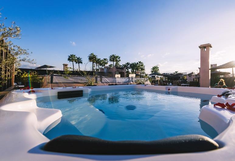 望加錫別墅酒店, 馬拉喀什, 日光浴平台